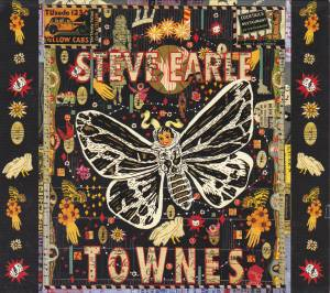 Cover - Steve Earle: Townes