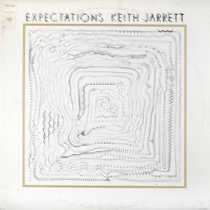 Cover - Keith Jarrett: Expectations