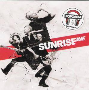 Cover - Sunrise Avenue: Popgasm