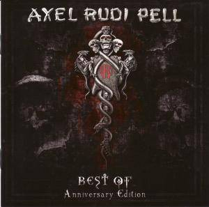Axel Rudi Pell: Best Of Anniversary Edition - Cover