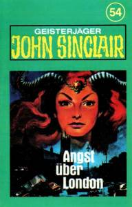 John Sinclair: (TSB 054) - Angst Über London (Tape) - Bild 1