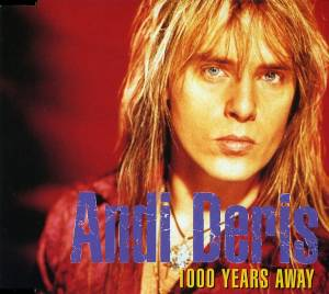 Cover - Andi Deris: 1000 Years Away