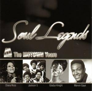Soul Legends - The Motown Years - Cover