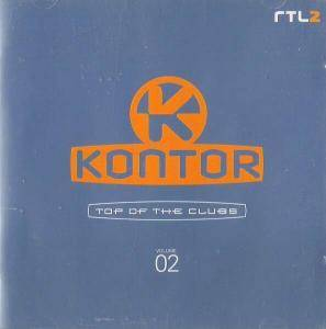 Cover - Michi Lange: Kontor - Top Of The Clubs Vol. 02