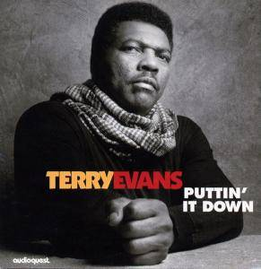 Terry Evans: Puttin' It Down - Cover