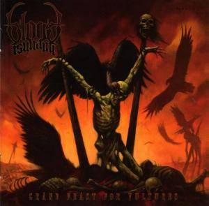 Blood Tsunami: Grand Feast For Vultures - Cover