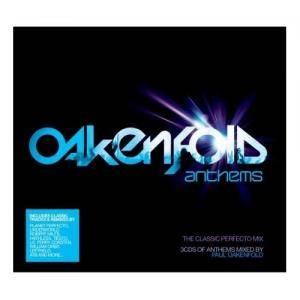 Cover - Paul Oakenfold: Anthems