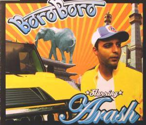 Cover - Arash: Boro Boro