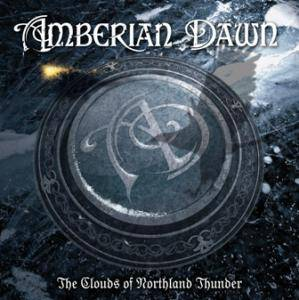 Amberian Dawn: Clouds Of Northland Thunder, The - Cover