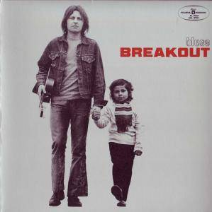Breakout: Blues - Cover
