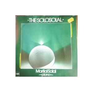 Cover - Martial Solal: Solosolal, The
