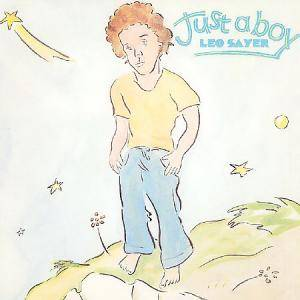Cover - Leo Sayer: Just A Boy