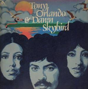 Cover - Tony Orlando & Dawn: Skybird