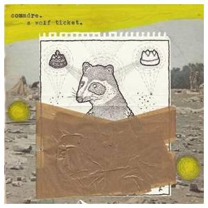 Comadre: Wolf Ticket, A - Cover