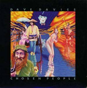 Cover - Dave Davies: Chosen People