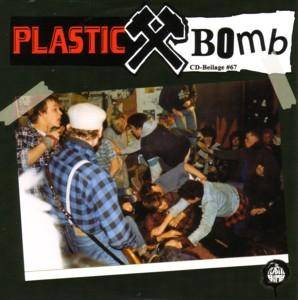 Plastic Bomb CD Beilage 67 - Cover