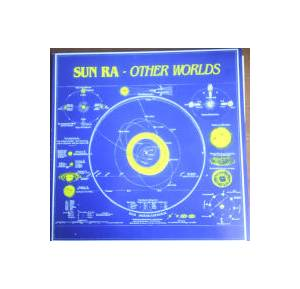 Cover - Sun Ra: Other Worlds