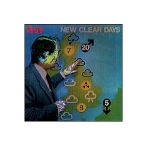 Cover - Vapors, The: New Clear Days