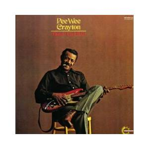 Cover - Pee Wee Crayton: Things I Used To Do