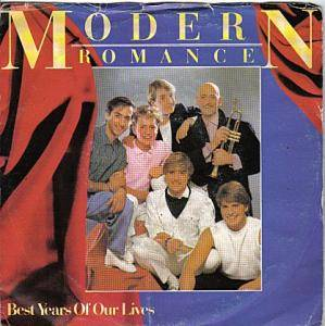 Cover - Modern Romance: Best Years Of Our Lives