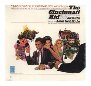 Cover - Lalo Schifrin: Cincinnati Kid, The