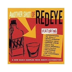 Cover - Pernice Brothers, The: Another Shot Of Redeye • 2003