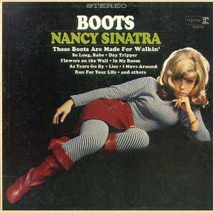 Nancy Sinatra: Boots - Cover