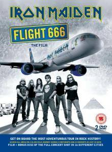 Iron Maiden: Flight 666 - The Film - Cover