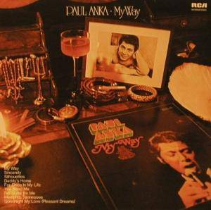 Paul Anka: My Way - Cover