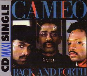 Cameo: Back And Forth - Cover