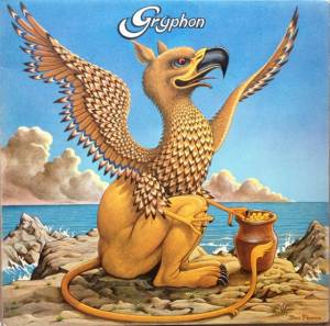 Cover - Gryphon: Gryphon