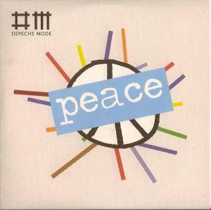 Depeche Mode: Peace - Cover