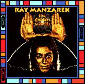 Ray Manzarek: Golden Scarab, The - Cover