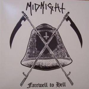 Midnight: Farewell To Hell - Cover
