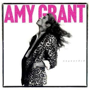 Amy Grant: Unguarded - Cover