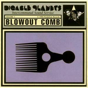Digable Planets: Blowout Comb - Cover