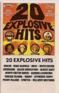 Cover - Funky Turkey: 20 Explosive Hits