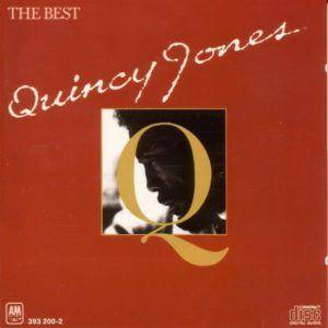Quincy Jones: Best, The - Cover