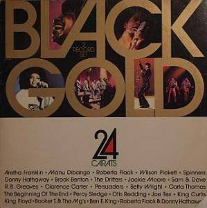 Cover - Jackie Moore: Black Gold 24 Carats