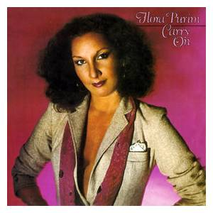 Cover - Flora Purim: Carry On