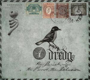 dredg: Pariah, The Parrot, The Delusion, The - Cover
