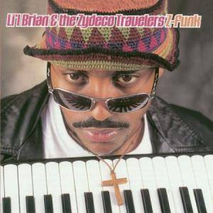 Li'l Brian & The Zydeco Travelers: Z-Funk - Cover