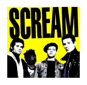 Scream: This Side Up - Cover
