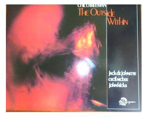 Cover - Chico Freeman: Ouside Within, The