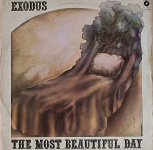 Exodus: Most Beautiful Day, The - Cover