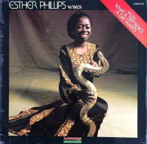 Cover - Esther Phillips: What A Diff'rence A Day Makes