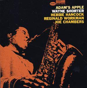 Wayne Shorter: Adam's Apple - Cover