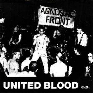 Agnostic Front: United Blood - Cover