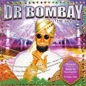 Cover - Dr. Bombay: Hits, The
