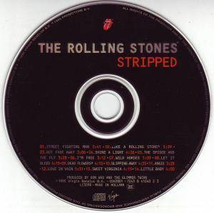 The Rolling Stones: Stripped (CD) - Bild 3